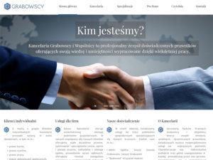 Kancelaria Grabowscy i Wspólnicy Adwokaci i Radcowie Prawni S.C.